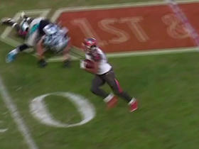 Jameis Winston throws screen to Doug Martin for 20 yards