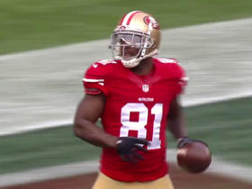 Watch: Blaine Gabbert hits Anquan Boldin for 33-yard TD