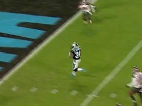 Cameron Artis-Payne rushes for an 11-yard touchdown