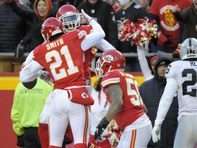 INT madness: Back-to-back picks in Raiders-Chiefs