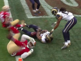 Watch: Tre Mason runs in 4-yard TD before fumble