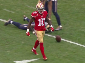 Watch: Blaine Gabbert finds Bruce Ellington for 44-yard gain