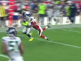 Drew Stanton picked off by Earl Thomas