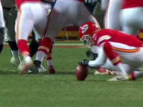 Watch: Chiefs field goal gaffe