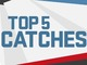 Watch: Week 17: Top 5 Catches | Ike & MJD