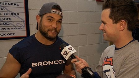 Shiloh Keo talks game-changing interception - NFL Videos