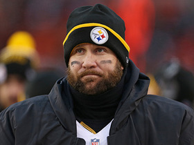 Heyward-Bey: Roethlisberger holds us all accountable
