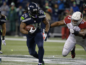 Faulk: Marshawn Lynch sitting vs. Vikings is 'the right decision'