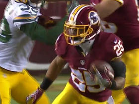 Watch: Chris Thompson breaks through for 25-yard run
