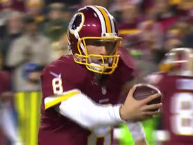 Watch: Faked out!: Kirk Cousins runs in 3-yard TD