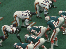Watch: Super Bowl Golden Play: Larry Csonka