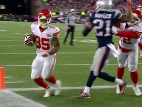 Watch: Charcandrick West 1-yard TD run