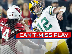 Watch: Divisional Can't-Miss Play: Rodgers' Hail Mary part 2
