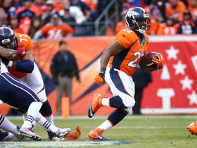 Watch: C.J. Anderson breaks free for 30-yard run