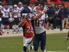 Watch: Championship Can't-Miss Play: Gronk goes big