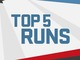 Watch: Championship Weekend: Top 5 Runs | Ike & MJD