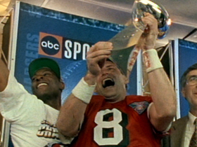 Watch: #1: Steve Young gives 49ers their 5th title I Top 50 Super Bowl Performances