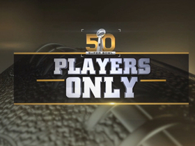 Watch: Super Bowl 50 Players Only
