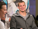 Watch: Open on two-point try? Gronk dodges question
