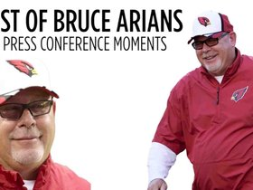 Watch: Best of Bruce Arians 2015
