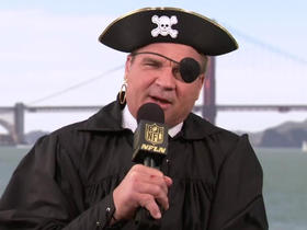 Watch: Pirate Baldy explains how to pillage the Panthers