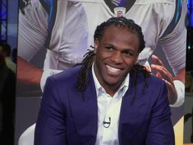 Watch: Jamaal Charles gives on update his recovery