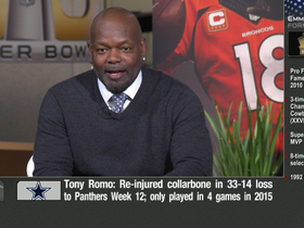 Watch: Emmitt Smith: I think this will be Peyton's last rodeo