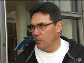Watch: Rivera on Cam: He's handled the spotlight well