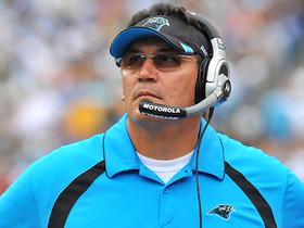 Watch: Why Panthers decision to stick with Ron Rivera paid off