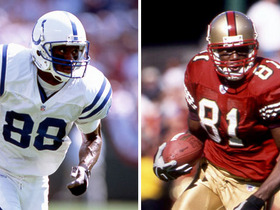 Watch: Most likely to be voted in HOF first: Marvin Harrison or Terrell Owens?