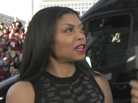 Watch: Does Taraji Henson think Cookie would know football players?