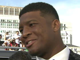 Watch: Winston: 'It's an honor to be here'