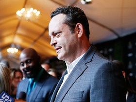 Watch: Vince Vaughn having fun at 'NFL Honors'