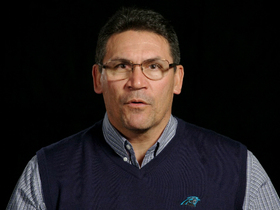 Watch: Ron Rivera wins AP Coach of the Year