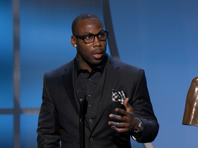 Watch: Anquan Boldin wins Walter Payton Man of the Year Award