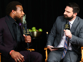 Watch: Best of Dave Dameshek on the red carpet at NFL Honors