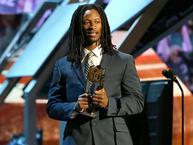 Watch: Todd Gurley gets emotional after winning OROY
