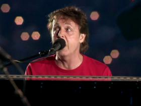 Watch: Paul McCartney performs the Super Bowl XXXIX halftime show