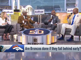 Watch: Are the Broncos done if they fall behind early?