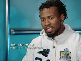 Watch: Inside the mind of Josh Norman