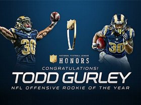 Watch: Todd Gurley: NFL Offensive Rookie of the Year