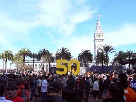 Watch: Super Bowl 50: Pep Rally