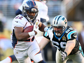 Watch: C. J. Anderson 12-yard carry