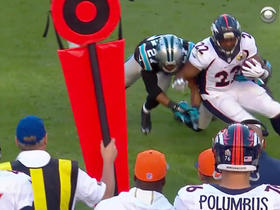 Watch: Thomas Davis tackles C.J. Anderson for no gain