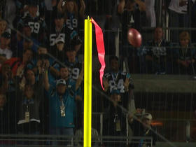 Watch: Graham Gano misses 44-yard FG attempt