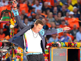 Watch: Coldplay opens Super Bowl 50 Halftime Show