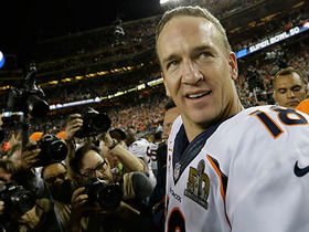 Watch: Manning: 'I'm very grateful'