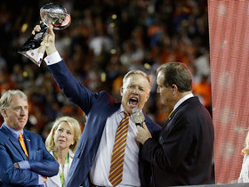 Watch: John Elway dedicates Super Bowl 50 win to Pat Bowlen