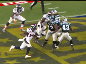 Watch: How did the Broncos defense shut down Cam Newton?