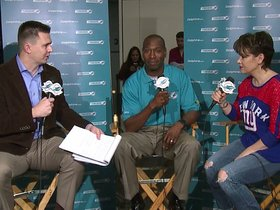 Watch: Alyssa Milano On The Finsiders